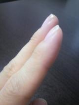 ☆麻の手袋で手のケアの画像(5枚目)