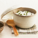 帰宅してすぐに食べられます♪株式会社フェリシモさんの1合分でもおいしく炊ける陶器のおひつの会