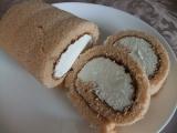 一気に、ロールケーキ&シュークリームの画像(2枚目)