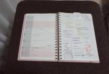 とても使いやすい!シャチハタさんのスケジュール帳「opini」の画像(10枚目)