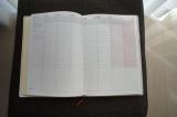 とても使いやすい!シャチハタさんのスケジュール帳「opini」の画像(3枚目)