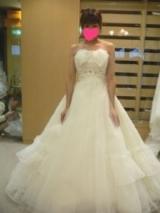 ♡ウェディングドレス♡の画像(1枚目)