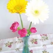 「かわいいお花♪」【5月限定】花や緑の画像大募集~ドイツ底面かん水プランターレチューザプレゼント~の投稿画像