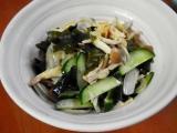 「きねうち麺、きしめんでじゃーじゃー麺風」の画像(5枚目)
