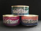 ナチュラルバランス キャットウェットフード缶の画像(1枚目)