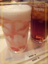 ドトールコーヒー『夏味。新ヨーグルン』飲んできましたよ♪の画像(2枚目)