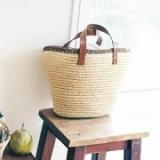【モニター応募】手づくりに挑戦!ペーパーヤーンで作るカゴバッグの画像(1枚目)