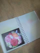 オリジナル手帳作ったよ。の画像(2枚目)