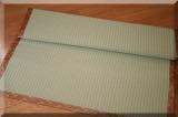「和紙畳おもて」を使った寝ゴザ