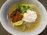 本場韓国の味!きねうち麺 冷麺。の画像(3枚目)
