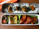 秋のお弁当さん♫の画像(1枚目)