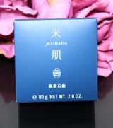 米肌~MAIHADA~ 肌潤石鹸の画像(1枚目)