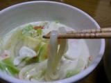 「常温保存のできる生麺!!」の画像(3枚目)