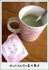 「【Try】美力青汁」の画像(5枚目)