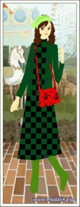 「~応募中~【モダリーナ】第7回 「クリスマスにお出かけ」コーディネート募集♪」の画像(1枚目)