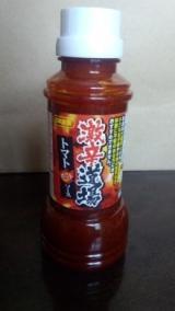 激辛道場 トマトホットソース230gの画像(1枚目)