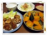 水曜日の晩御飯♪の画像(1枚目)