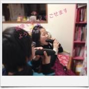 「笑顔でね。」【新春写真コンテスト】温泉水99 2L×6本 20名様プレゼント!の投稿画像