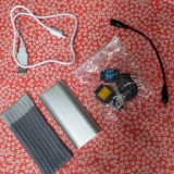 「プチギフト店の充電式エコカイロ&携帯充電機能付(*^。^*)再びへん」の画像(1枚目)