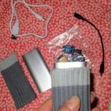 「プチギフト店の充電式エコカイロ&携帯充電機能付(*^。^*)再びへん」の画像(2枚目)