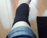 本気で暖かい!温むすびの健康足首ウォーマー♪の画像(5枚目)