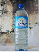 超硬水「HEPAR」でナチュラル美活♪