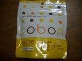 コーボンキャンディ (さわやかレモン風味)
