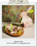 「★メリーチョコレート スイートバニーボックス 食べてみましたぁ♪」の画像(5枚目)