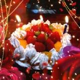 手作りケーキは嬉しいの画像(1枚目)