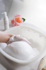 「シルク洗顔」の画像(3枚目)