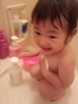 親子で使える泡石鹸