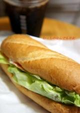 ミラノサンドB 海老とスモークサーモン~タルタルソース~食べてみました@ドトールの画像(1枚目)