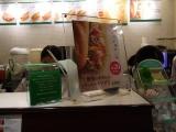 【ドトール】ミラノサンド 彩り野菜とチキンのバーニャカウダソースモニターしました♪の画像(3枚目)