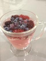 「大人のための飲むお酢 ザクロ果汁入り紫いも酢の効果♪」の画像(2枚目)