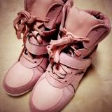 GALSTAR inheel sneakerの画像(2枚目)