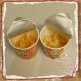 コイケヤの新商品☆おいしいノンフライ「ポテのん」の画像(2枚目)