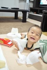 みなみ4歳2ヶ月&あおい8ヵ月♪の画像(28枚目)