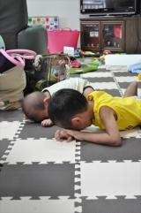 みなみ4歳2ヶ月&あおい8ヵ月♪の画像(7枚目)