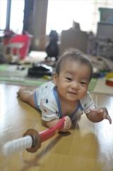 みなみ4歳2ヶ月&あおい8ヵ月♪の画像(30枚目)