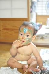 みなみ4歳2ヶ月&あおい8ヵ月♪の画像(2枚目)