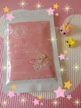 桜と白美人♡の画像(1枚目)