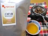 オーガランド 国産ごぼう茶100%の画像(1枚目)