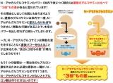 グルコサミンの3倍の効果・N‐アセチルグルコサミンを飲用しています。