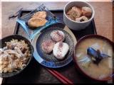 海の精 炊き込みごはんの味でしめじご飯の画像(1枚目)