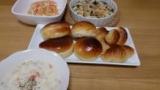 牛乳パンとアップルパイ!の画像(4枚目)