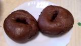 チョコチップベーグルの画像(2枚目)