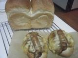 チーズカレー ドックの画像(2枚目)