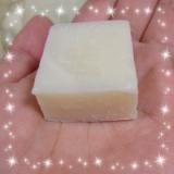 敏感肌・乾燥肌のエイジングケア洗顔に!レンコン石鹸!の画像(2枚目)