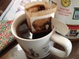きれいなコーヒーの画像(6枚目)