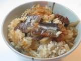 「さんまの缶詰でたきごみご飯」の画像(5枚目)
